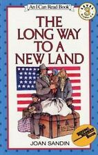 The Long Way to a New Land Book and Tape I Can Read Book 3