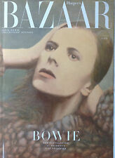 Harper's Bazaar David Bowie Rare Collectors' Edition