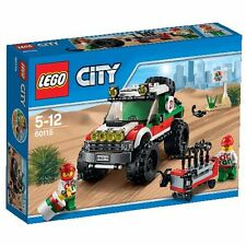 LEGO City Great Vehicles 60115: 4 x 4 Off Roader - Brand New