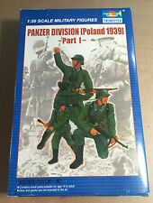TRUMPETER 00402 - 1/35 PANZER DIVISION (POLAND 1939) Pt. I  - NUOVO