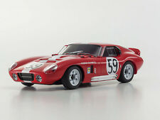 Kyosho mini-z Shelby Cobra Daytona Coupe body nuevo