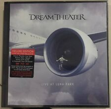 Dream Theater Live at Luna Park Deluxe Edition 6-Disc Set (2-DVD+1-Blu-ray+3-CD)