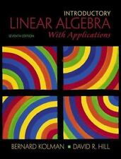 Introductory Linear Algebra with Applications (7th Edition)