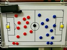Magnetic Football Training Single Sided Tactic Board 45 CM X 30 CM