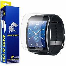 ArmorSuit MilitaryShield Samsung Gear S Matte Screen Protector [2 Pack] NEW!!