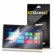 1X EZguardz Clear Screen Protector Shield 1X For Lenovo ThinkPad Tablet 2