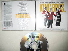 CD Very Best of THE KING BROTHERS Greatest Hits Rock n Roll King Bros