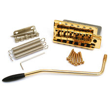 Gold Tremolo for Mexican Standard Fender/Squier Import Strat® SB-5212-002