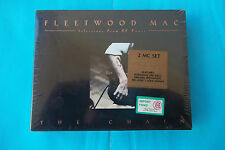 "FLEETWOOD MAC "" THE CHAIN"" Selection from 25 years 2 MUSICASSETTE SET SIGILLATO"