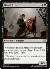 BLOOD ARTIST Eternal Masters MTG Black Creature — Vampire Unc