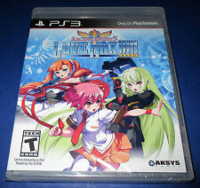 Arcana Heart 3: Love Max PlayStation 3, PS3 - Factory Sealed!!   Free Shipping!!