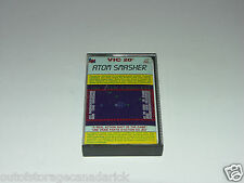 Atom Smasher - SRC-210 - Vic 20 Cassette - Very Good Condition - Canadian - RARE