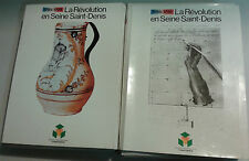 La Révolution en Seine Saint-Denis, 1785-1799 (2 vol.) - 1990, illustré