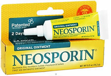Neosporin First Aid Original Ointment (0.5oz)  Free Worldwide Shipping