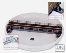 LK-55 OO/HO Scale Turntable Kit well type (deck length 305mm [12in]) Peco