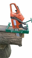 "Chainsaw mill - Chainsaw milling vertical from 18""- 42"" chain bar"