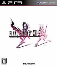 Used PS3 Final Fantasy XIII-2 Japan Import