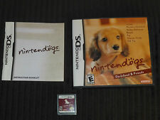Nintendogs: Dachshund & Friends (Nintendo DS, 2005)