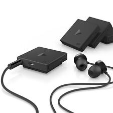 NEW NOKIA BH-121 CLIP ON WIRELESS BLUETOOTH IN EAR HEADPHONES HEADSET IN BLACK