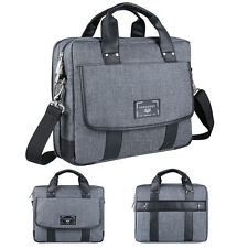 "13.3_14"" Laptop Notebook Carrying Messenger Shoulder Bag Case Briefcase Handbag"