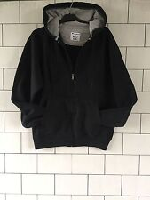 USA URBAN VINTAGE RETRO BLACK CHAMPION SWEATSHIRT SWEATER HOODIE SIZE M #100