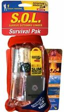 Sol Scout, Emergency Survival Kit By Amk