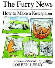 The Furry News: How to Make a Newspaper-ExLibrary