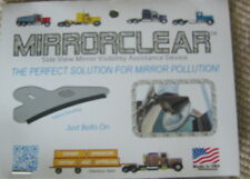WEST COAST MIRROR ACCESSORY FOR SEMI TRUCKS:   MIRRORCLEAR