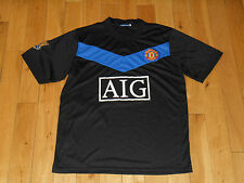 MANCHESTER UNITED FC MUFC #4 FOOTBALL SOCCER MENS JERSEY KIT XL OWEN HARGREAVES