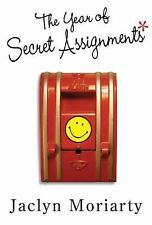 The Year Of Secret Assignments Moriarty, Jaclyn Hardcover