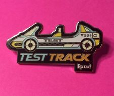 Test Track Disney Pin, EPCOT Attraction Pin