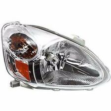 2003 2004 2005 TOYOTA ECHO COUPE/SEDAN HEADLIGHT HEADLAMP L RIGHT PASSENGER SIDE