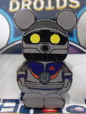 New Disney Star Wars Tours Droids Vinylmation Jr#9 Captain Ace Pilot Mystery Pin