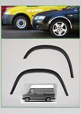 FIAT DUCATO Campervan Black matt Wing Wheel Arch Trim front  L/R set 2pcs.*94-06