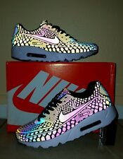 Nike Air Max 90 Ultra QS reflectives in men size 8.5 ( also fits women sz 10)