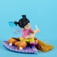My Little Kitchen Fairies Fairie Reading a Fortune Cookie NIB #4026835