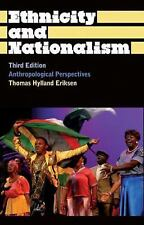 Ethnicity and Nationalism: Anthropological Perspectives Anthropology, Culture a