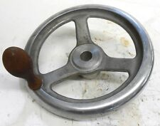 "MACHINE HAND WHEEL, 1081 B2, 8"" DIAMETER, 3/4"" SHAFT"