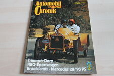 125346) Triumph TR2 - Jaguar SS 100 - Standard Vanguard III - Automobil Chronik