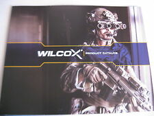 Wilcox Industries Product Catalog Booklet 2014 NEW / NVG Mounting Systems +