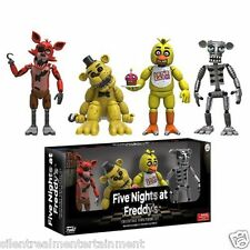 Five Nights at Freddy's 2-Inch Vinyl Figure Set #1 by FUNKO FNAF Action Figures