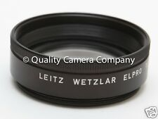 Leica E44 44mm ELPRO VIa #16531 (+2.51) Macro Filter for Summicron-R 50mm F/2