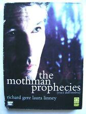 Dvd The Mothman Prophecies - Ediz. digipack 2 dischi con Richard Gere 2002 Usato