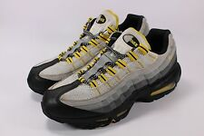 Nike Air Max 95 UK 8 / US 9 Black / Grey / Yellow, TN, Tuned, 609048-057, 1 90