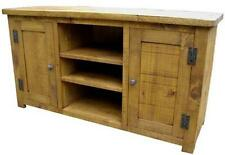 REAL SOLID WOOD SIDEBOARD DRESSER CUPBOARD BASE UNIT RUSTIC PLANK PINE FURNITURE