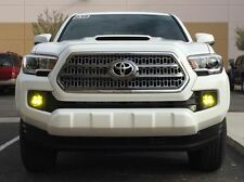 Baja Designs Amber LED Fog Light Kit Toyota Tacoma Squadron R Sport Combo '16-17