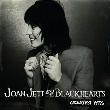 JOAN JETT & THE BLACKHEARTS - GREATEST HITS (CD) Sealed