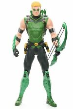 "DC Collectibles Justice League The New 52 GREEN ARROW 6.75"" Action Figure 2015"