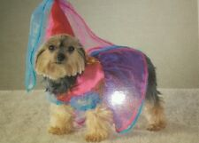 NEW Casual Canine FAIRY PRINCESS Dog Pet Halloween Costume S Small