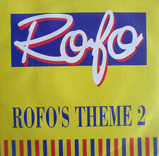 "7"" 1988 RARE IN MINT- ! ROFO : Rofo´s Theme 2"